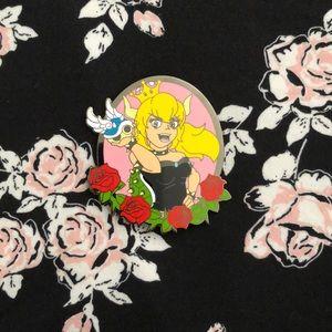 Bowsette Fantasy Pin